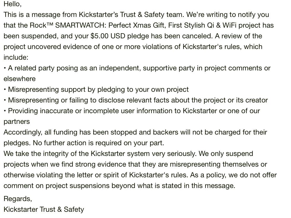 kickstartercancel