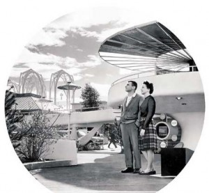 "A vision of the ""future"" at the 1962 World's Fair in Seattle. Photo: / Seattle Post-Intelligencer"